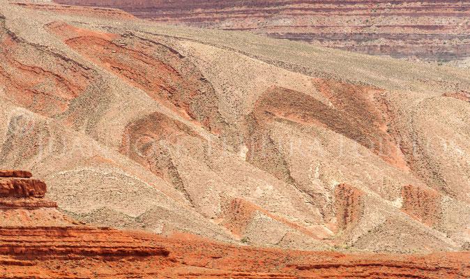 Tonalidades del desierto
