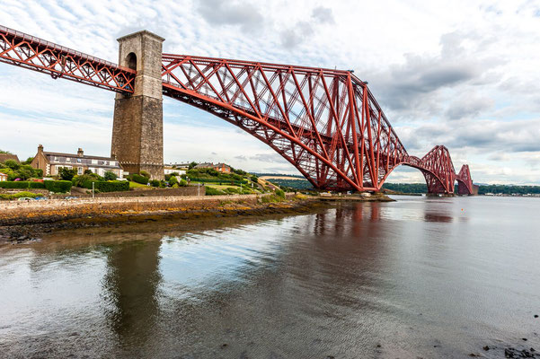 Forth Bridge (North Queensferry) Scotland