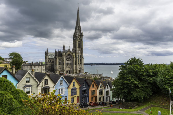 Cobh, St Colman's cathedral ,Ireland