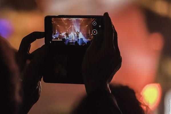 Concert Mirror field Ploërmel