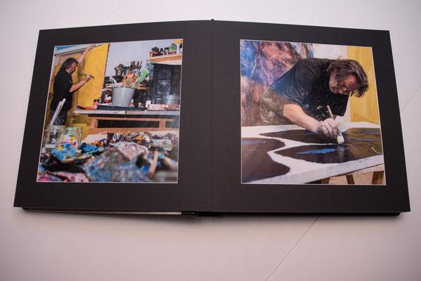 ©Carmen Weder - Foto-Kunst-Buch, Roland Adatte, Kunstmaler
