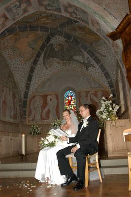 Hochzeit, ©Carmen Weder