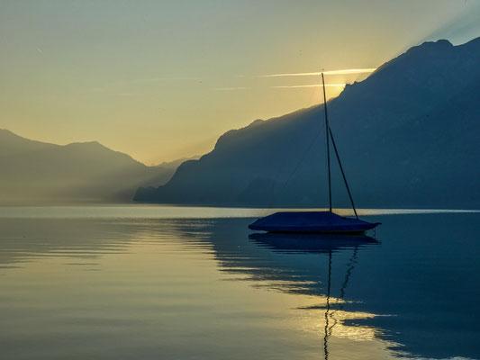 Brienzersee, Morgenstimmung, Berner Oberland, © Carmen Weder