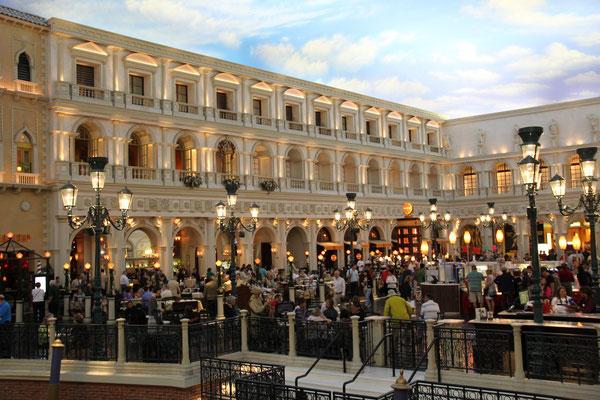 Hotel Venetian, innen