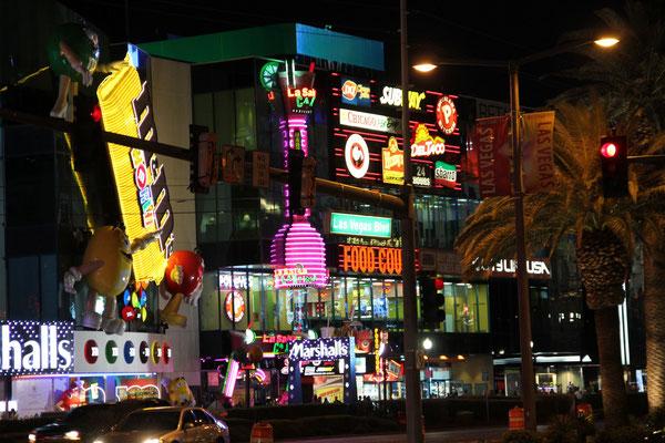 Am Las Vegas Strip