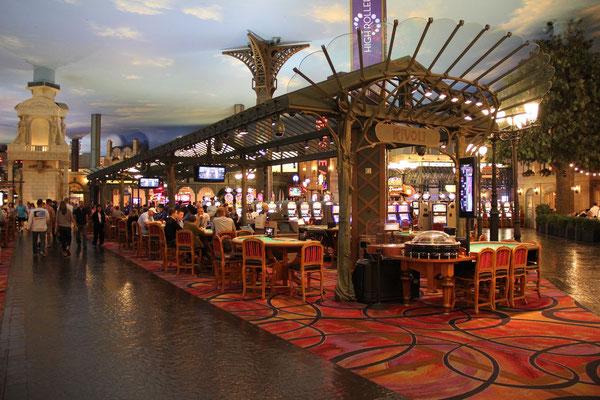 Im Hotel Paris, Las Vegas