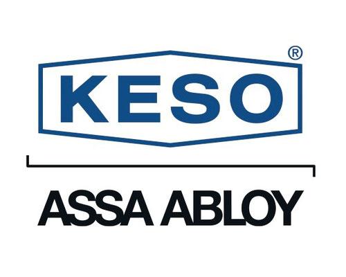 Hersteller dessen Waren wir verbauen: ASSA Abloy / Keso