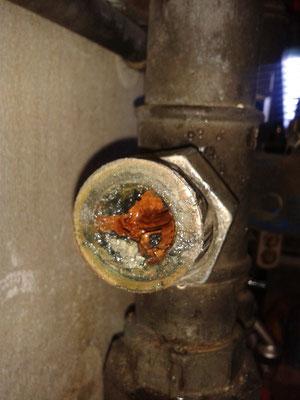 Druckverlust in der Wasserleitung beseitigen