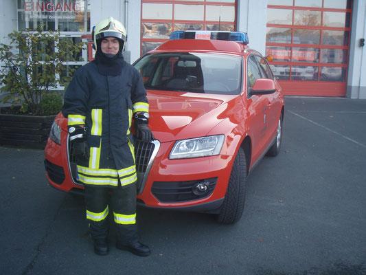 Hospitation Feuerwehr Menden
