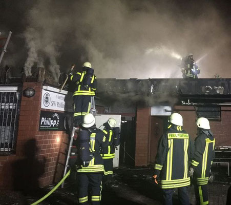 Brandgeschehen in Recklinghausen (Recklinghäuser Zeitung)