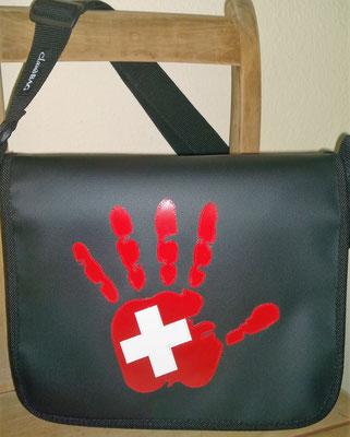 LKW Blachen Tasche Modell Claudia (Schweiz)