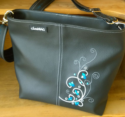 Kunstledertasche Modell Bettina