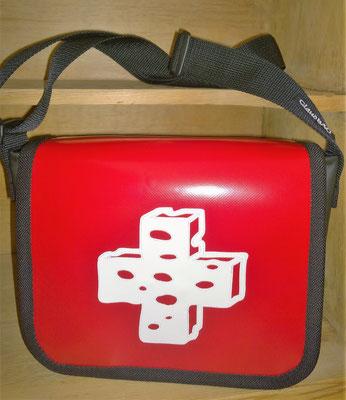 LKW Blachen Tasche Carmen (Schweizerkreuz)