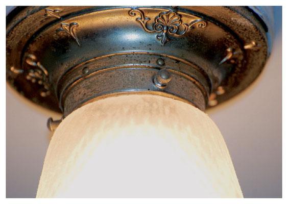 antike Lampe Nr. 07