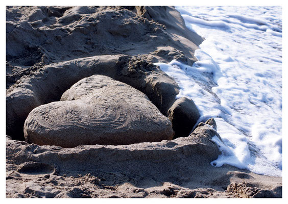 Sandherz am Meer Nr. 47