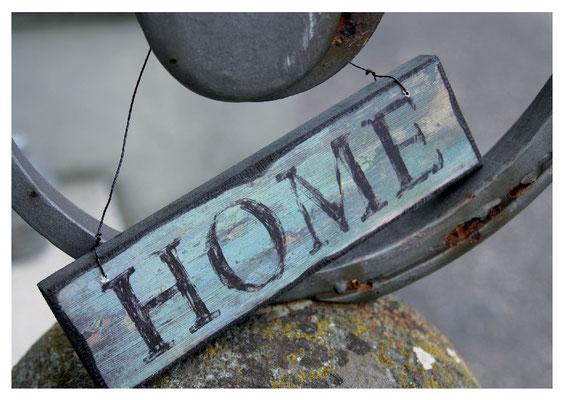 Home-Schild Nr. 08