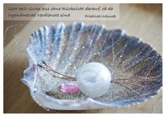 Perle in Muschen Nr. 153