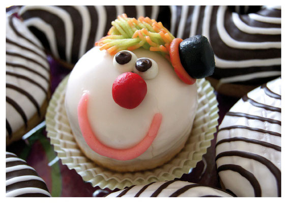 Dessert-Clown Nr. 31