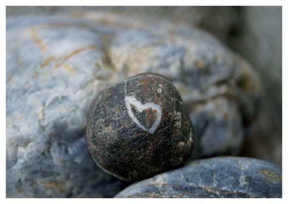 Herz im Stein Nr. 40