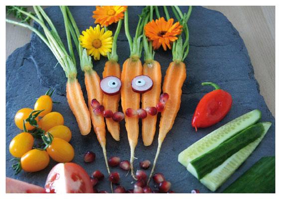 Gemüse-Smily Nr 38