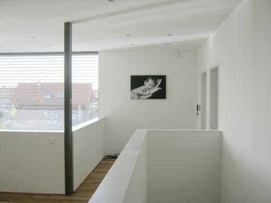 Schmitt Architektur Heidelberg - Neubau KFW Effizienzhaus 55 Standard (ENEV 2009) - in Weingarten / Baden - Galerie