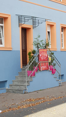 Schmitt Architektur Heidelberg - Instandsetzung - Denkmalgeschützt in St. Leon Rot Eingang