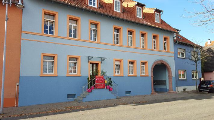 Schmitt Architektur Heidelberg - Instandsetzung - Denkmalgeschützt in St. Leon Rot Vorderseite