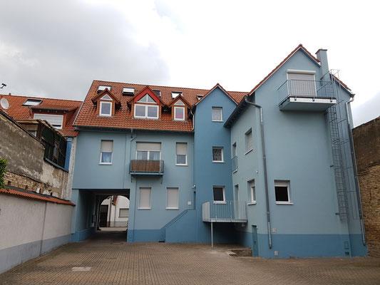 Schmitt Architektur Heidelberg - Instandsetzung - Denkmalgeschützt in St. Leon Rot Rückseite