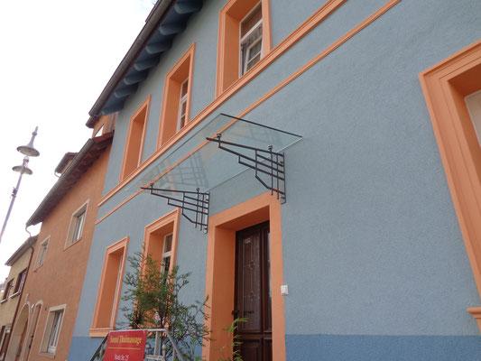 Schmitt Architektur Heidelberg - Instandsetzung - Denkmalgeschützt in St. Leon Rot Front