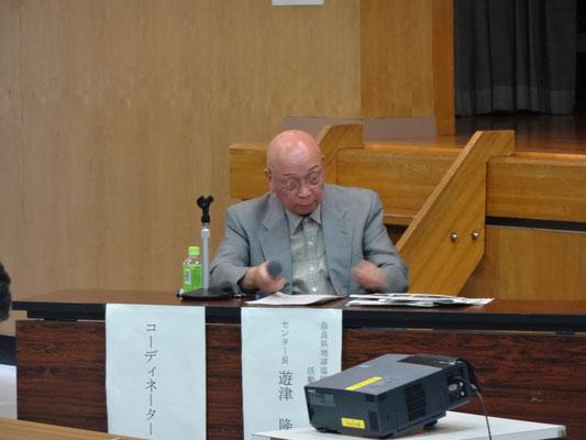 コーディネーター 奈良県地球温暖化防止活動推進センター長