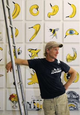 Bananensprayer©Ellen Bornkessel