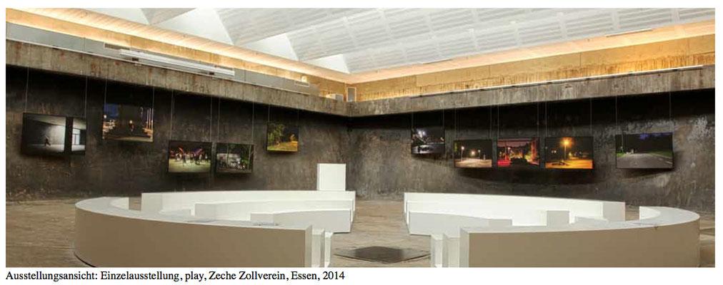 Exhibition Ruhrmuseum Essen, Zeche Zollverein