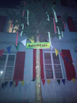 Unser Faschtnix-Baum