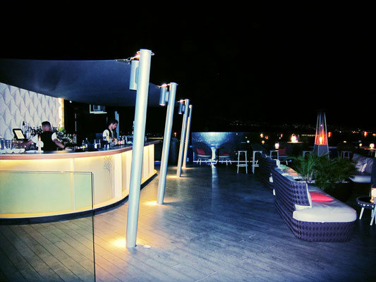 Bar Hard Rock Hotel Teneriffa
