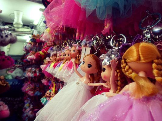 Schlüsselanhänger Chinatown Bangkok