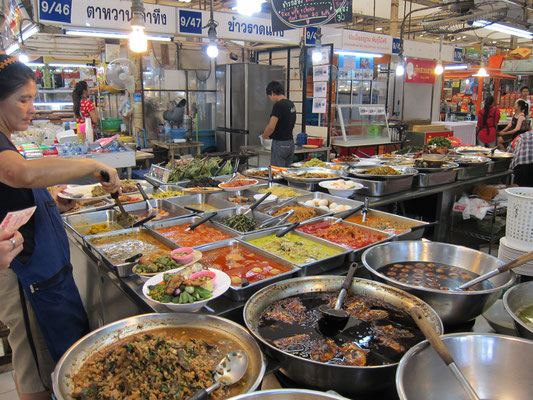 Or Tor Kor Markt Bangkok