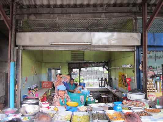 Wong Wian Yai Bahnhof Bangkok