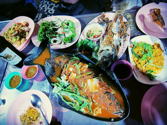 Lek & Rat Seafood