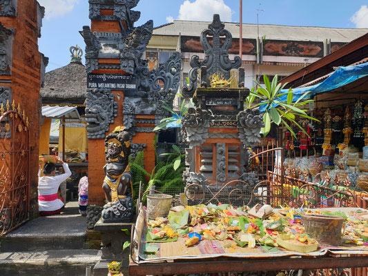 Tabanan Markt