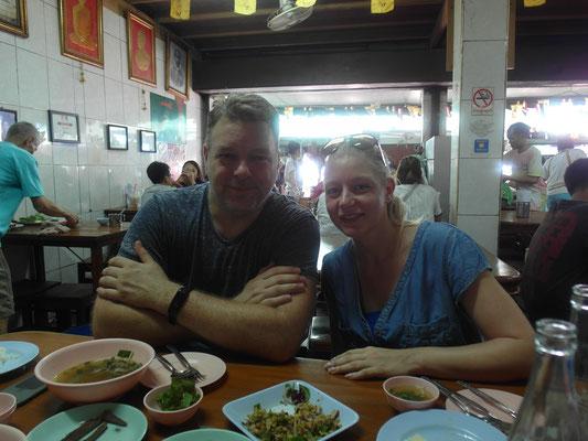 Namtok Sida Wang Lang Market