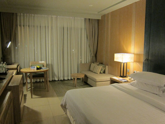 Deluxe seafacing room Dusit Thani