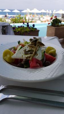 Mittagessen Atrium Prestige