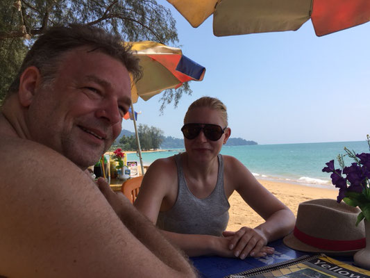 Yellow Bar Khao Lak