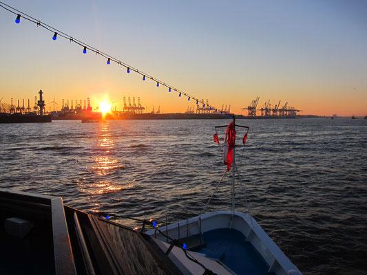 Hafenrundfahrt Hamburg
