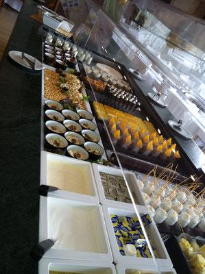 Coronado Thalasso Nachtisch