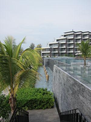 Poolanlage Novotel Phu Quoc