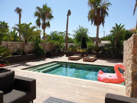 Poolvilla Lango Design Hotel