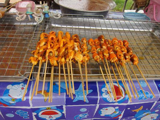 Bang Niang Market Garküchen