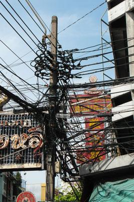 Stormversorgung Bangkok