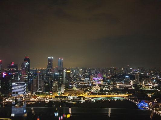Ce la Vi Rooftopbar Singapur